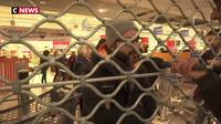 Nantes : fortes tensions dans un centre commercial