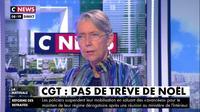 É. Borne :«Annoncer que l'on veut gâcher les vacances de Noël des Français, c'est irresponsable»