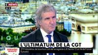 Retraites :Yves Veyrier secrétaire général de FO veut «une augmentation des cotisations de 1%»