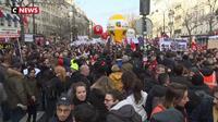 Réforme des retraites : 54% des Français soutiennent le mouvement de grève