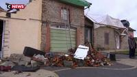 Une tornade a balayé un village des Pyrénées-Atlantiques