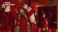 Le Père Noël a commencé sa tournée mondiale