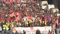 Les cagnottes en ligne, soutien inattendu aux grévistes