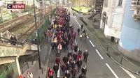Nantes : la grève des cheminots reconduite jusqu'à la fin de l'année