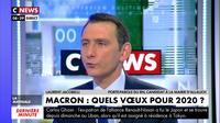 Laurent Jacobelli : «J'espère (...) qu'il ne sera pas le président qui leur fait les poches, mais le président qui leur assure un avenir meilleur», à propos des vœux Emmanuel Macron dans #LaMatinale