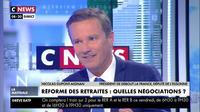Retraites : «Il faut retirer ce projet qui est mauvais», selon Nicolas Dupont-Aignan
