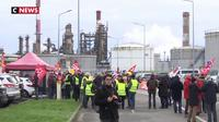 Le blocage des raffineries continue