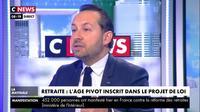 Sébastien Chenu : «Le gouvernement mène une réforme qui n'est pas conforme à ce qu'il avait annoncé»
