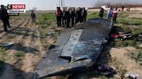 Crash du Boeing 737 : L'Iran reconnaît une erreur militaire