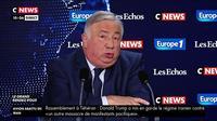 Gérard Larcher dans #leGrandRDV : «Il va rester une réforme à points d'un système qui ne sera même pas universel»