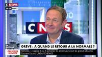 Laurent Escure : « J'espère un retour à la normale dans les prochains jours »