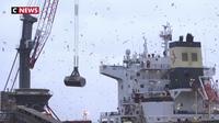L'opération « port mort » met à l'arrêt la raffinerie de Donges