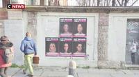 Un artiste italien réalise un campagne choc contre les violences faites aux femmes