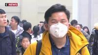 Coronavirus : la Chine sur le qui-vive face à l'extension de la maladie