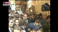 Le souvenir de Jacques Chirac bien vivant à Jérusalem