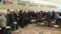 Emmanuel Macron veut lutter contre l'antisémitisme