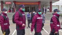 Coronavirus : des experts déployés à Wuhan