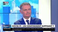 Philippe Juvin : «Il faut fabriquer des masques»