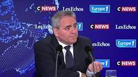 Xavier Bertrand : «L'Unef ne devrait plus avoir de financement public»