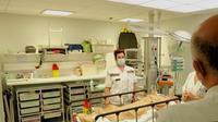 A Bayonne, l'hôpital se réorganise pour accueillir des transferts