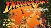Le Grand Rex fêtera les 35 ans de la saga Indiana Jones les 17 et 18 septembre 2016.