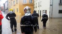 Quelque 1.500 personnes ont été évacuées dans les Pyrénées-Orientales, et plus de 250 dans l'Aude, à la suite de la tempête Gloria.