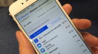 La gestion de la batterie a été optimisée sous iOS 8.