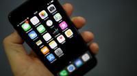 Ce widget propose, sur les écrans d'accueil des iPhone et iPad, une sélection de quatre articles renouvelée au cours de la journée.