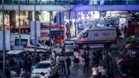 Le triple attentat-suicide à l'aéroport international Atatürk d'Istanbul a fait 42 morts et 298 blessés, selon le dernier bilan.