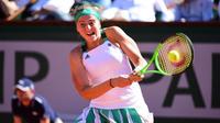 Jelena Ostapenko s'est qualifié par sa première finale en Grand Chelem le jour de ses 20 ans.