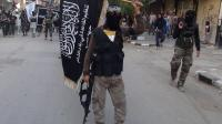 Des jihadistes du Front al-Nosra en Syrie.