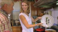 Julie Andrieu sillonne la France à la rencontre de ceux qui font les recettes