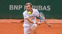 Julien Benneteau dispute le dernier Roland-Garros de sa carrière.