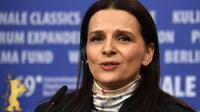Juliette Binoche estime que Weinstein «en a eu assez».