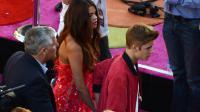 """Justin Bieber et Selena Gomez le 26 juin 2012 à Los Angeles à l'avant-première de """"Katy Perry: Part of me"""""""