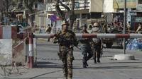 Le dernier attentat des talibans à Kaboul a fait 103 morts et 235 blessés, samedi 27 janvier.