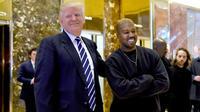 Le 13 décembre 2016, Kanye West s'était rendu à la Trump Tower, sa résidence new-yorkaise, pour rencontrer le président élu des Etats-Unis.