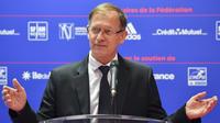 Francis Didier espère toujours voir le karaté présent aux JO 2024 à Paris.
