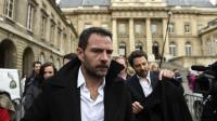 Jérôme Kerviel devant le tribunal de Paris le 18 janvier 2016
