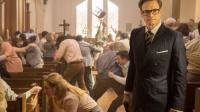 "Colin Firth dans ""Kingsman : Services secrets"" de Matthew Vaughn."