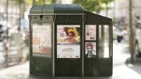 Le futur kiosque à journaux parisiens a été dévoilé par la mairie de Paris.