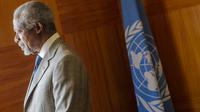 Kofi Annan annonce sa démission