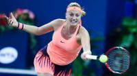 Petra Kvitova avait battu la France en finale de la Fed Cup avec la République tchèque début novembre.
