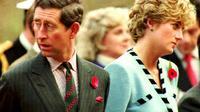 Lady Diana et le Prince Charles en 1992, à l'époque où les vidéos ont été enregistrées.