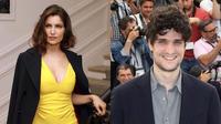 Les deux acteurs Laetitia Casta et Louis Garrel ont choisi lÎle de Beauté pour sceller leur union