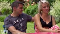 Adrien et Claire lors du bilan de la saison 10 de L'amour est dans le pré