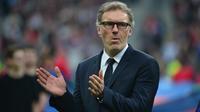 Remercié par le PSG en fin de saison dernière, Laurent Blanc a touché plus de 20 millions d'euros d'indemnités de licenciement.