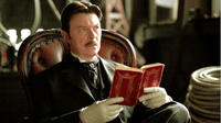 """En 2006, David Bowie interprète l'inventeur américain Nikola Tesla dans le film de Christopher Nolan, """"Le Prestige""""."""