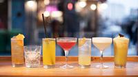 Un large choix de cocktails, pour amateurs comme pour passionnés, est à découvrir au 80, rue Riquet (18e).
