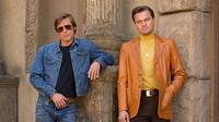 «Once Upon a Time...in Hollywood» avec Leonardo Di Caprio et Brad Pitt est en compétition au côté de 20 autres films.